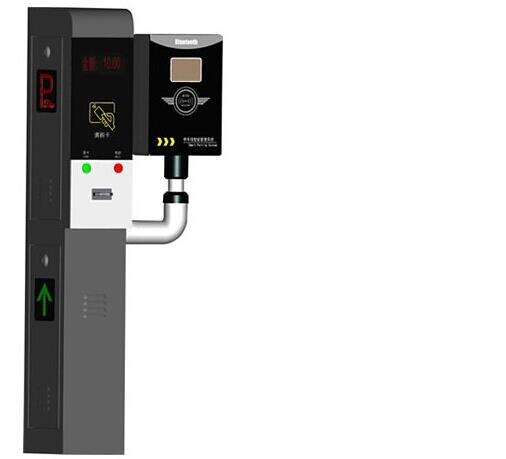 BX805智能停车场管理系统系列